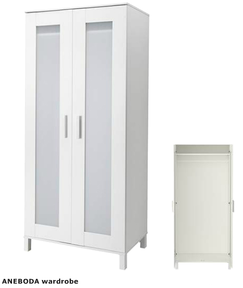 Ikea Ideas Studio Apartment ~ Ikea Dombas Wardrobe White Ikea Dombas Wardrobe Excellent Condition