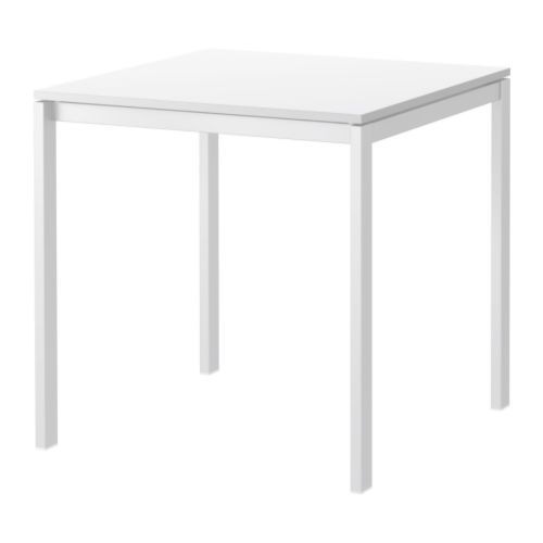 [IKEA] MELLTORP Dining table / 2인용 식탁 (화이트) 103.657.25/302.801.03