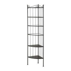 [IKEA] RONNSKAR Corner shelf unit/ 코너 진열대 (37*37*176) 901.925.80