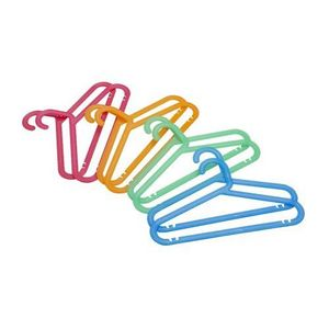 [IKEA] BAGIS children's coat-hanger/ 어린이 옷걸이 8개 세트  301.697.28
