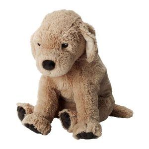 [IKEA] GOSIG GOLDEN Soft toy 강아지 인형 (40cm)501.693.41