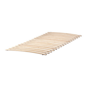 [IKEA] LUROY slatted bed-base/ 침대 갈빗살 (90*200, 싱글) 801.631.73