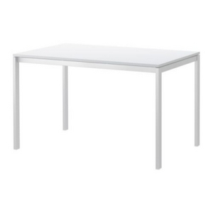 [IKEA] MELLTORP dining table/ 4인용 식탁 (125*75*74) 803.657.36/ 702.801.01