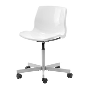 [IKEA] SNILLE swivel chair / 회전의자 (화이트)202.887.55/001.762.35