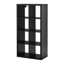 [IKEA] KALLAX Shelving unit,책장(블랙브라운 77x147 cm) 703.518.91/ 602.758.93